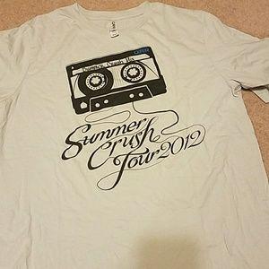 Tops - O.A.R. Summer Crush Tour 2012 t-shirt XL